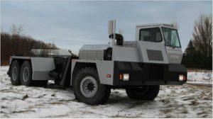 TOR truck custom carrier