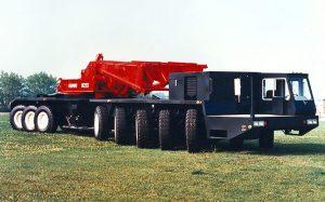 Custom TOR Truck | Crane and all-terrain carriers | Europe