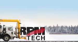 Airport and rail equipment | AF1 EVO cold blower | RPM Tech