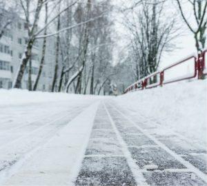 Déneigement des routes| Entretien hivernal | R.P.M. Tech