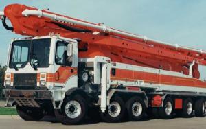 Custom TOR carrier ideal for concrete pumps