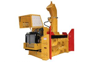 loader-mounted snow blower RPM217