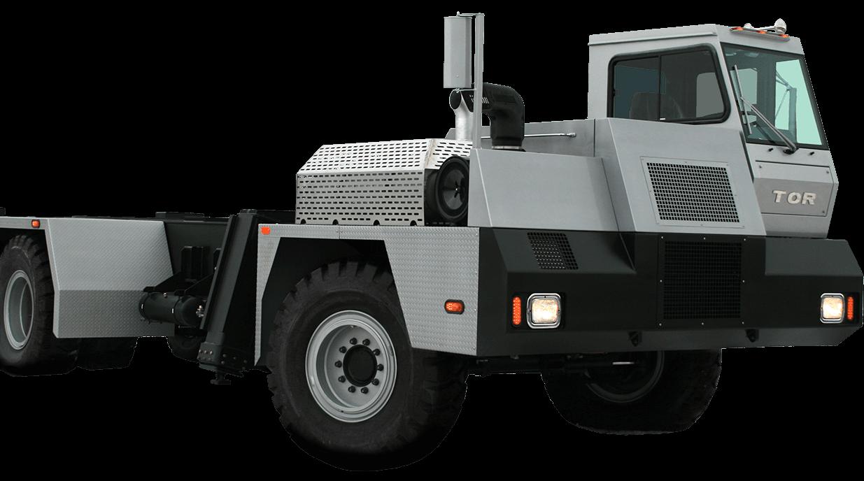 Camion porteur TOR | Matériel d'entretien | Puits de pétrole