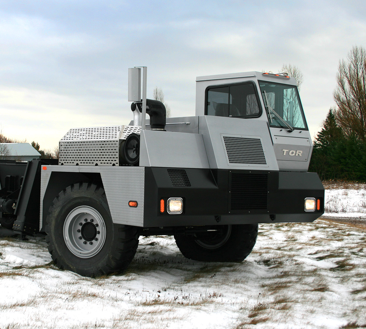 Camion porteur TOR | Appareil de forage | Puits de pétrole