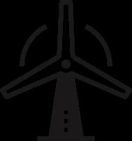 Producteurs/distributeurs d'énergie (éoliennes, panneaux solaires)