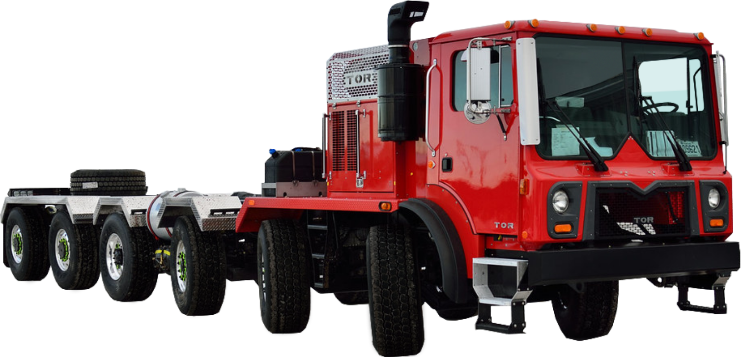 Camion porteur TOR | Sur et hors route | RPM Tech | Europe