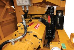 RPM40R embrayage manuel d'urgence